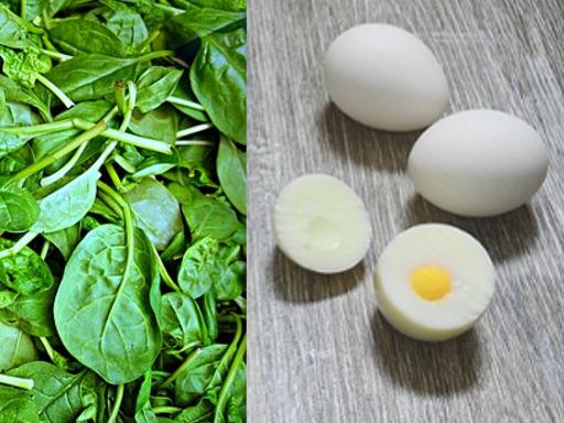 Photo Salade d'épinards